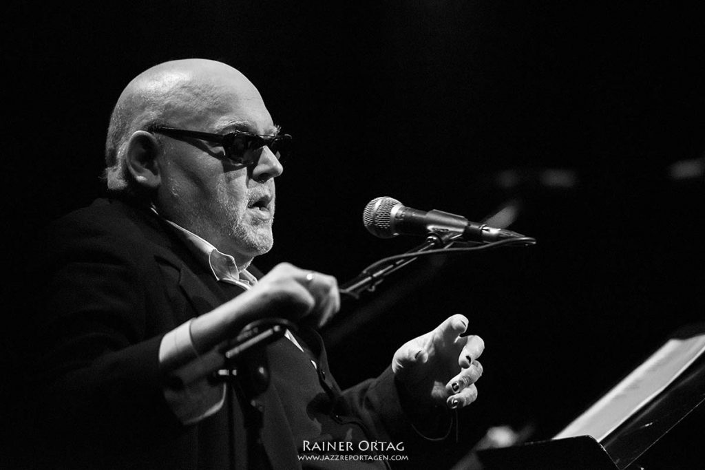 Karl Ratzer Quintet im Porgy und Bess Wien