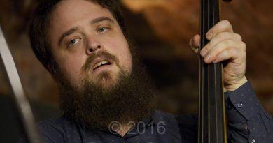 Johnny Åman im Jazzkeller Esslingen 2016