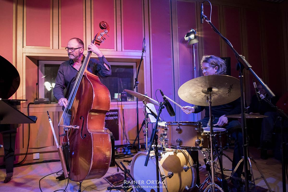 Anke Helfrich Trio im SWR Studio Tübingen 2020