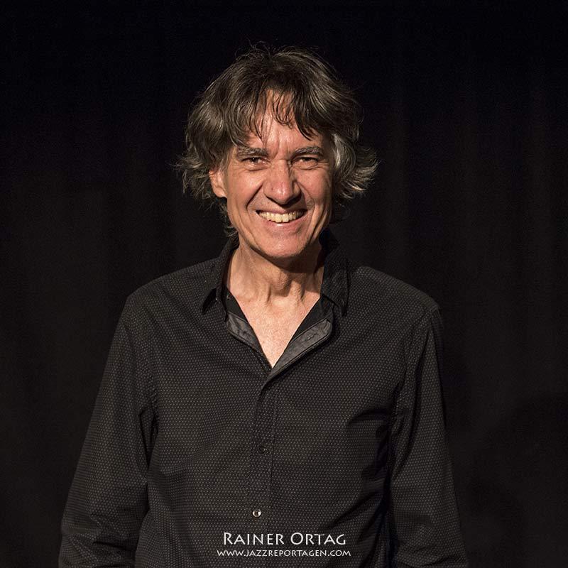 Dieter Schumachermit dem Bird Lives! Quartet im Club Voltaire Tübingen