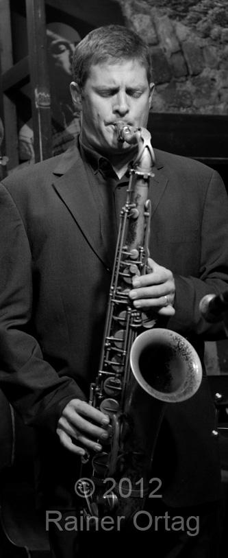Eric Alexander im Jazzland 2012