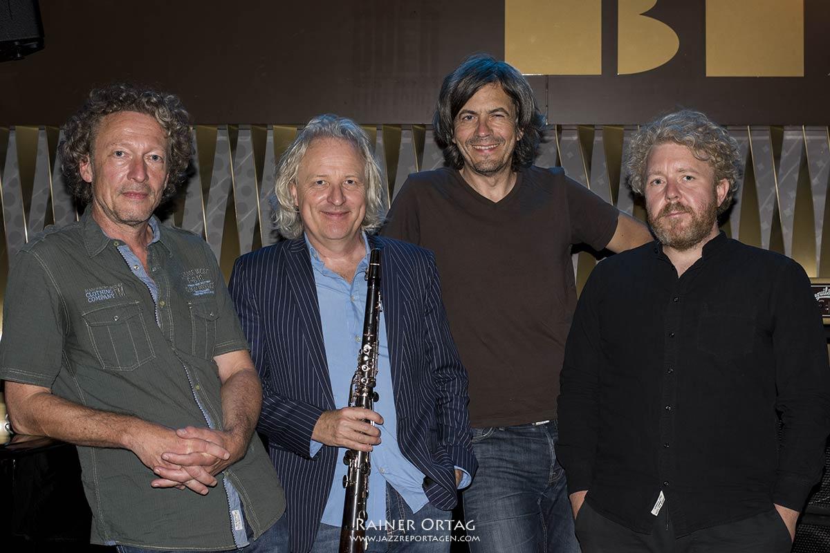 Peter Lehel Quartet im Jazzclub Bix Stuttgart