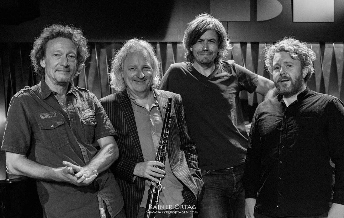 New Peter Lehel Quartet im Jazzclub Bix Stuttgart
