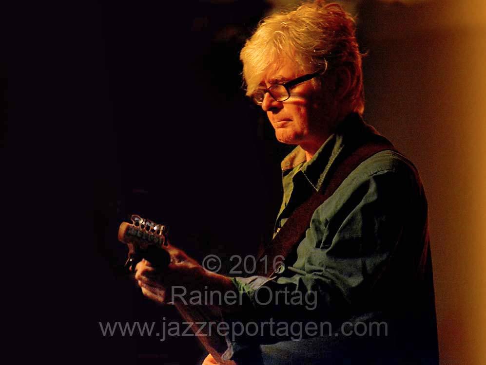 Werner Acker im Jazzkeller Esslingen
