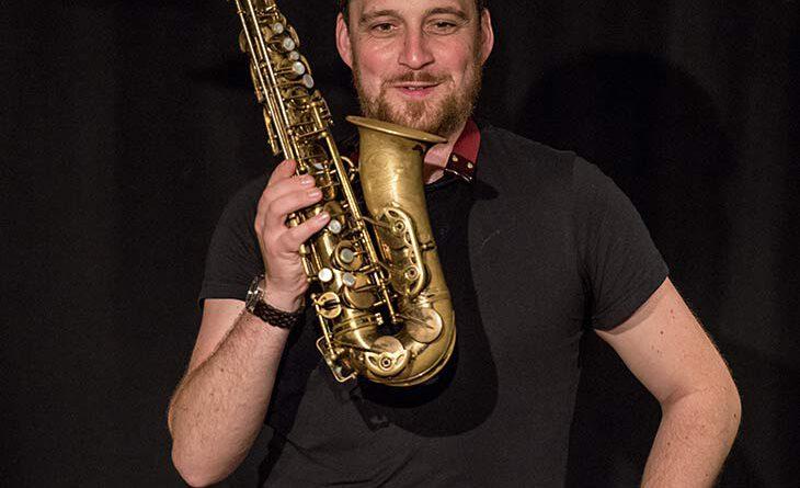 Markus Harm im Club Voltaire Tübingen