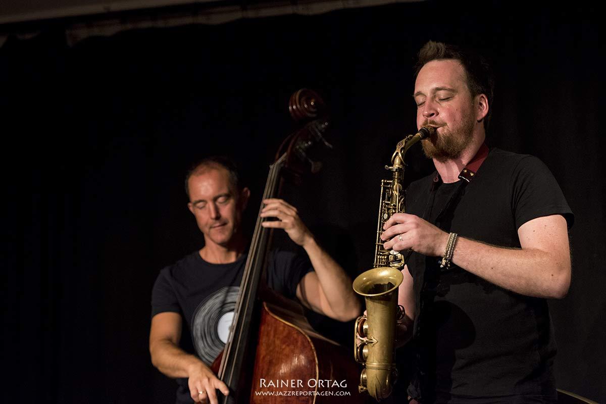 Bird Lives! Quartet im Club Voltaire Tübingen