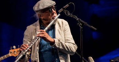 Charles Lloyd Quartet in Rottenburg