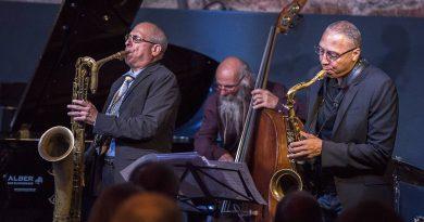 Jazzfestival Esslingen: Gary Smulyan & Ralph Moore Quintet