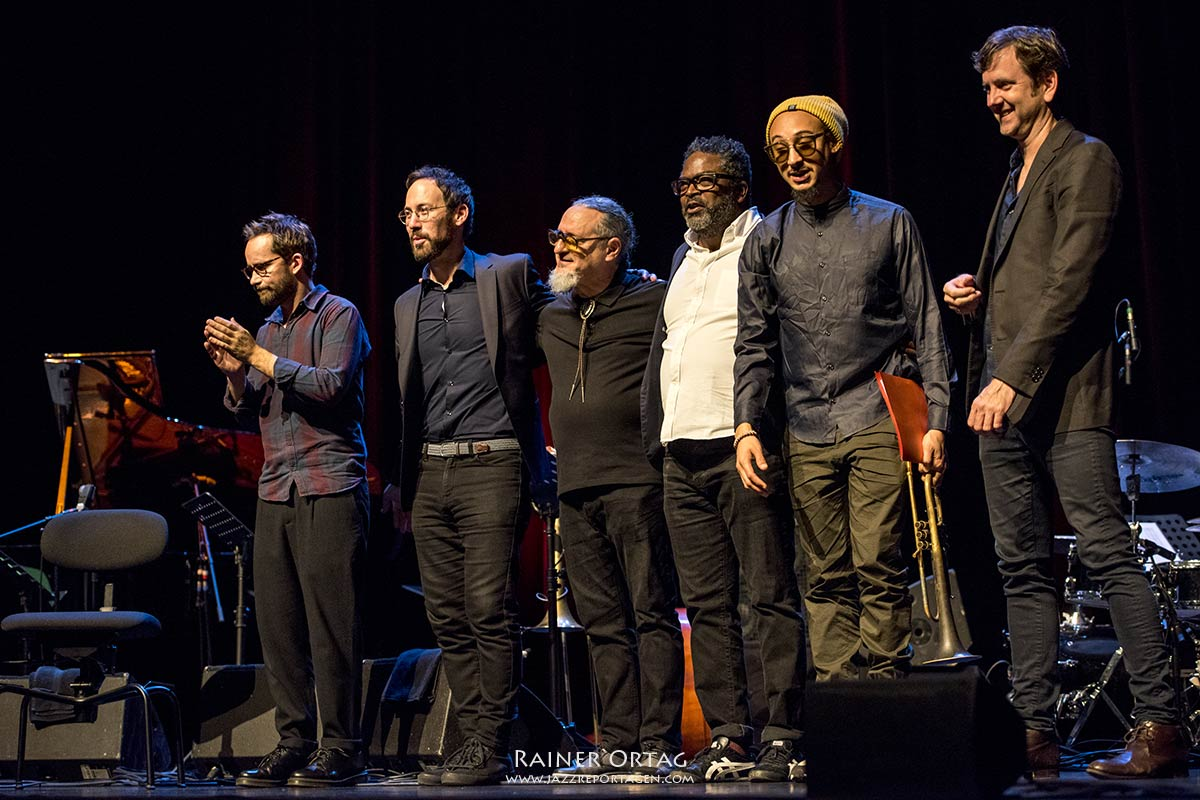 THE JAZZ ANIMALS im Theaterhaus Stuttgart 2019