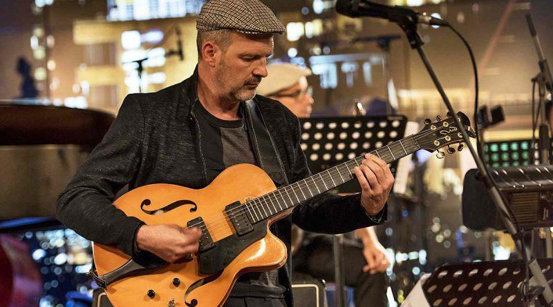 Wolfgang Muthspiel »Large Ensemble« beim Jazzfestival Esslinge