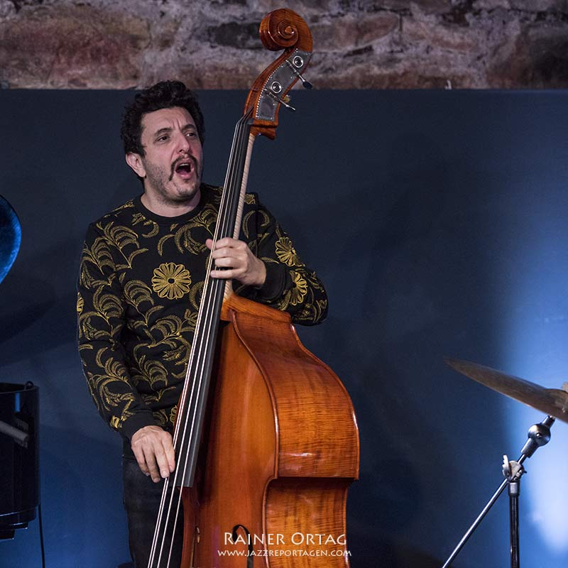 YES! im Jazzkeller Esslingen